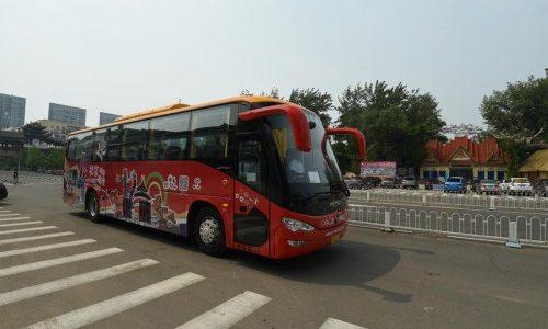 一次购票无限乘坐,赛笛芭诗观光巴士City Bus教你怎样坐巴士一天玩转北京!