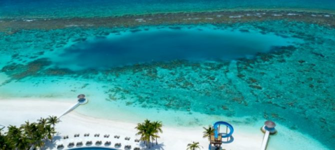 马尔代夫|奥静岛一周年,最年轻岛屿散发别样魅力