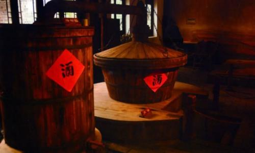 """墨戎苗寨:""""高山流水""""觅""""知音"""",""""高山流水""""饮酒活动等你来参与!"""