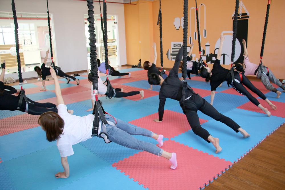 健身教练培训学校课程